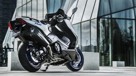 Yamaha Tmax Sx Sport Edition 2018 12