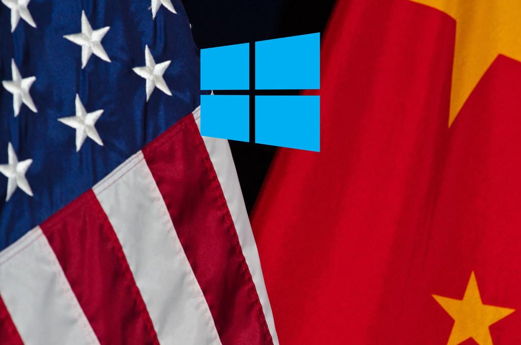China eliminará Microsoft Windows de sus ordenadores militares por temor a ser atacados y espiados por Estados Unidos