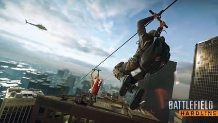 Battlefield Hardline centra sus esfuerzos ahora con la campaña y deja retazos de su multijugador [GC 2014]