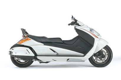 Suzuki Gemma, scooter concept