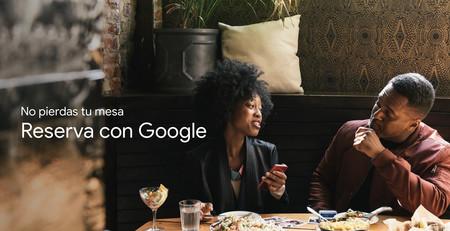 Reserva con Google