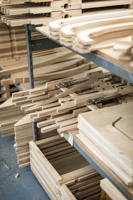 Morgan planchas madera fresno