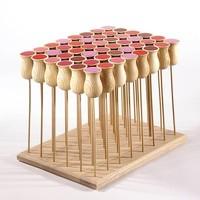 Regala una mesita-revistero de tulipanes para San Valentín