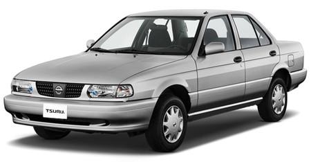 Nissan Tsuru, el auto más robado en México