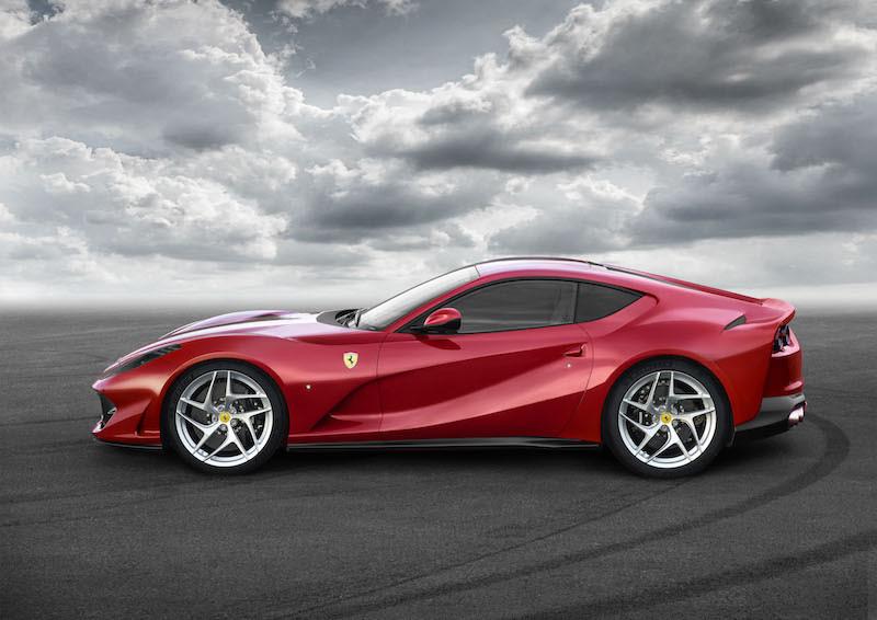 Foto de Ferrari 812 Superfast (3/5)