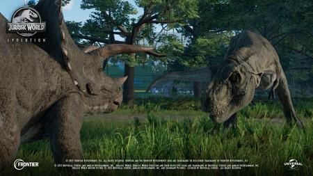 Jurassic World Evolution muestra un adelanto de sus localizaciones y dinosaurios con un nuevo tráiler