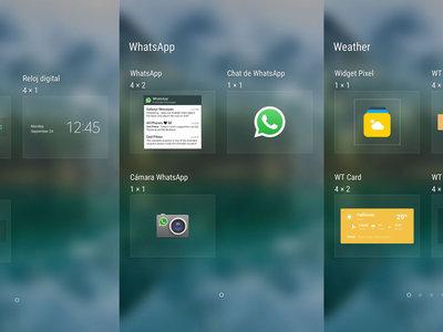 Cómo añadir widgets a la pantalla de inicio en Android