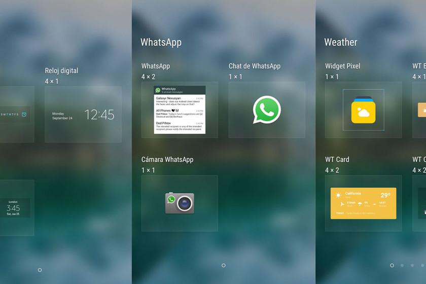 Cómo añadir widgets a la pantalla de inicio en Android b513d56dba7c