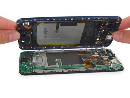 Nexus 6 Desmontaje