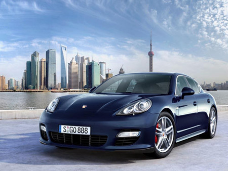 Porsche Panamera, primicia mundial para el Salón de Shangai