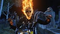 'Ghost Rider', los bodrios cabalgan en moto