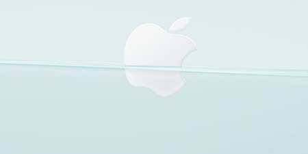 Wallpaper: Aqua Apple