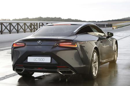 Lexus LC 500 y LC 500h, prueba contacto