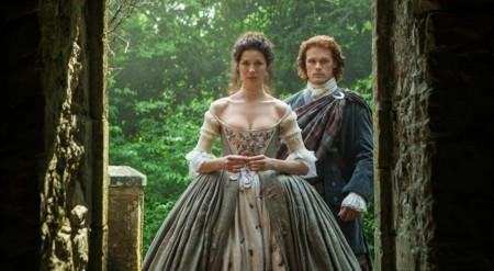 'Outlander' nos lleva hasta Francia en el trailer de su segunda temporada