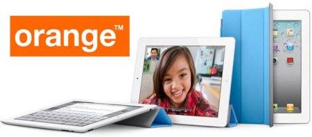 Tarifas de Orange para comprar el iPad 2 subvencionado