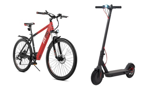 Super Weekend en eBay: 6 ofertas en bicicletas y patinetes eléctricos ideales para moverse por la ciudad