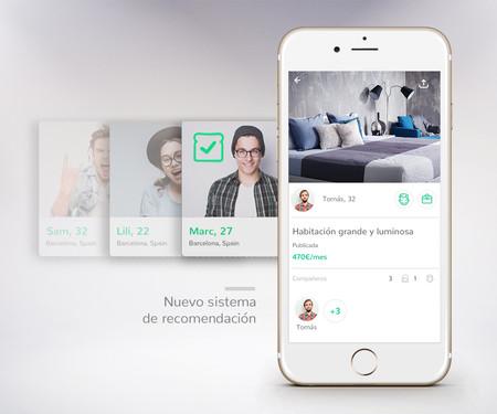 Badi, la aplicación que aplica machine learning para encontrar el compañero de piso ideal