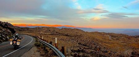 Old Spanish Trail. USA de costa a costa. Desierto de Anza Borrego.