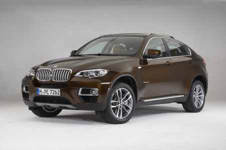 Nuevo BMW X6, X6 M50d y X6 M