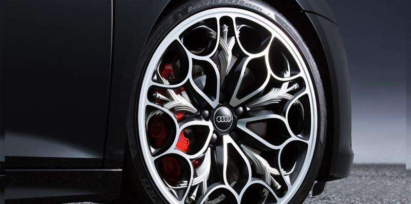 Foto de Audi R8 Star of Lucis (2/7)