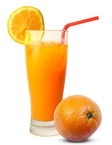 Tomar zumo de naranja reduce los efectos negativos de la comida rápida