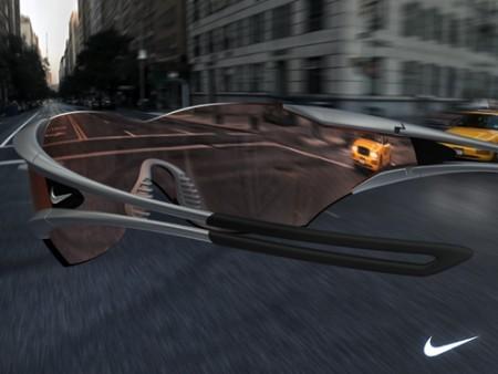 Gafas Nike Hindsight: gafas con retrosivores para ciclistas