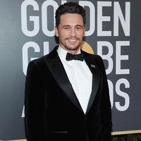 James Franco se enfunda en terciopelo para los Golden Globes 2018