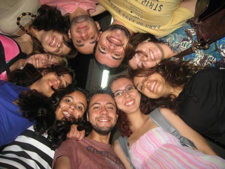 Comprobado: los amigos nos hacen felices