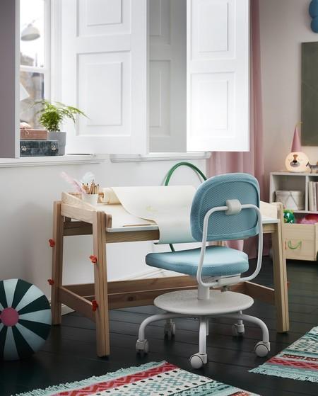 Ideas para zona de trabajo para niños en casa