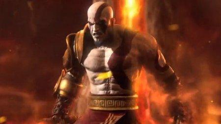 'Mortal Kombat' se desvela su portada para PS3. Kratos inside
