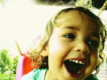 Los niños se ríen unas 20 veces más que los adultos