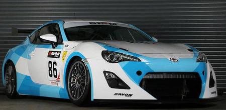 """Toyota GT 86 GT4, otro """"Hachi-Roku"""" de carreras"""