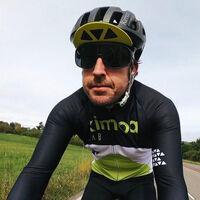 Fernando Alonso es el último ejemplo de la vulnerabilidad de los ciclistas y los riesgos de los accidentes de bicicleta
