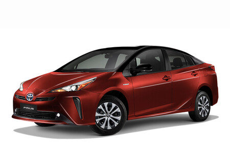 Toyota Prius 2022 bitono