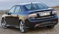 Primeras imágenes del Saab Turbo X