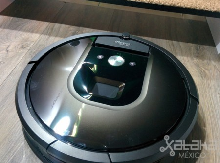 iRobot Roomba 980 llega a México, la manera de mantener limpia tu casa con solo oprimir un botón