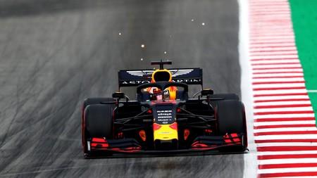 Verstappen Formula 1 Espana 2019
