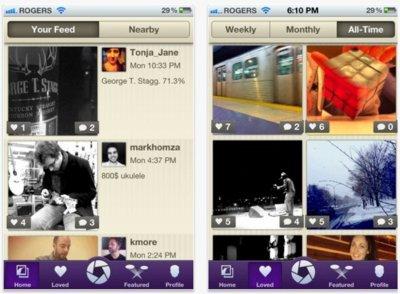 """Flixel: llegan las fotos que se """"mueven"""" a iOS"""