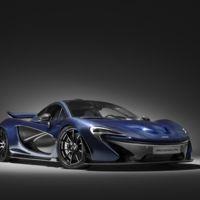 """McLaren termina la producción del P1 con edición """"desnuda"""""""