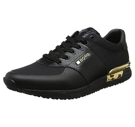 I520x490 Bj Rn Borg R105 Low Crc Zapatillas Para Hombre Negro Black 44 Eu Amazon Shoes El Negro Zapatillas Bajas