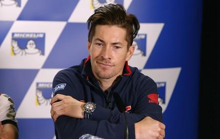 Nicky Hayden ya tiene su curva en el Circuito de las Américas