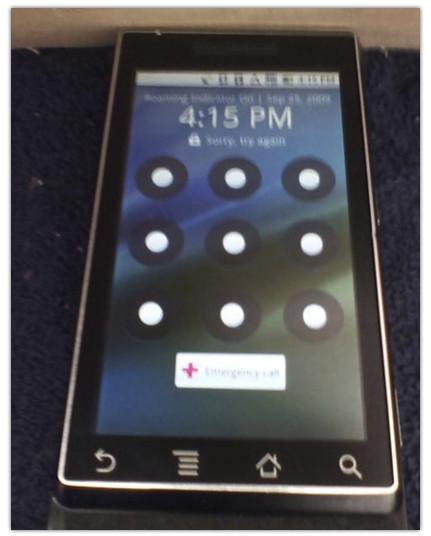 Motorola Tao, anteriormente Sholes, se deja ver en nuevas imágenes