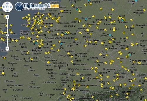 Flightradar24 Com Vuelos Del Mundo En Tiempo Real