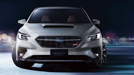 Subaru Levorg 2021 12