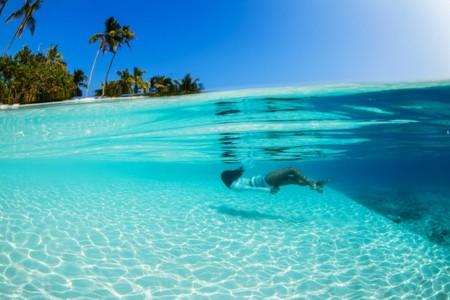 Maldivas, 'ciudad' de vacaciones por las bloggers ¿dígame?