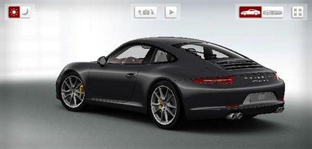 Configurador 3D de Porsche, lo perfecto para perder una mañana entera soñando