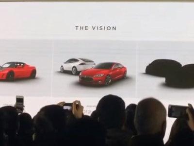 Tesla tiene preparado un segundo coche que mostrará durante el anuncio del Model 3 en marzo