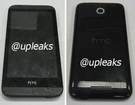 HTC A11 es filtrado, un gama media con procesador de 64 bits