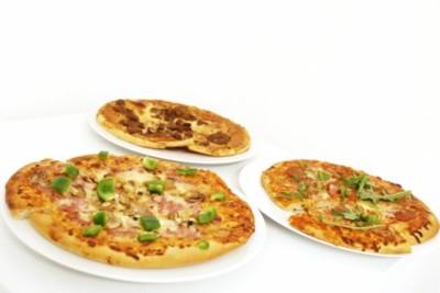 Pizza: cuanta más masa mejor para el deportista