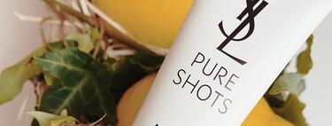 Así es Airthin UV Defender de Pure Shots de YSL Beauté, el protector solar urbano más ligero que hemos probado